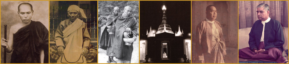 The Golden Path - Burma Pilgrimage