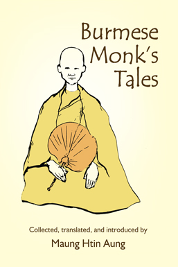 Cover picture of Burmese Monk's Tales