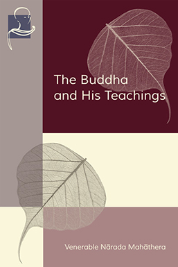 Cover picture of The Buddha and His Teachings