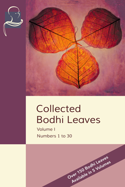 Cover picture of Collected Bodhi Leaves