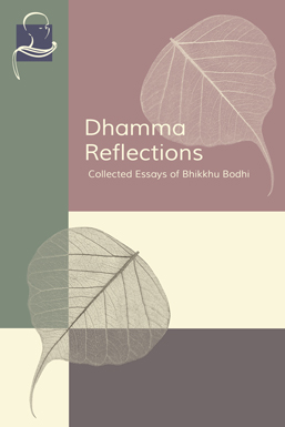 Cover picture of Dhamma Reflections