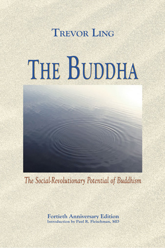 The Buddha book cover