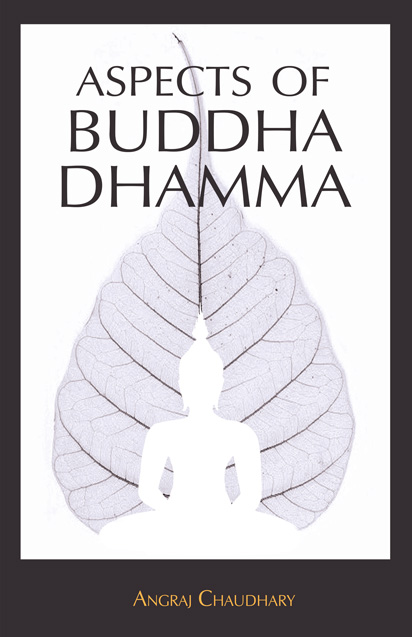 Cover of Aspects of Buddha-Dhamma