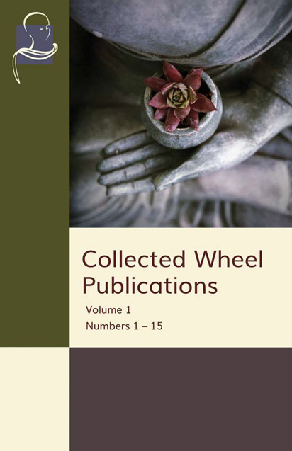 Cover of COLLECTED Wheel Publications Series Volume 1 and Volume 2