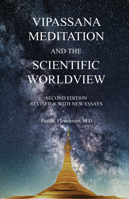 Cover of Vipassana and the Scientific Worldview